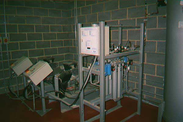 Medical-Air-Plant